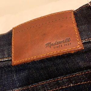 New: Madewell Skinny Jeans (Size 28 Regular)